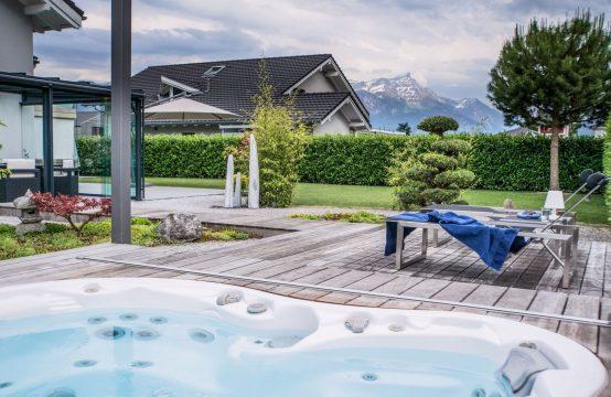 Villa d&#8217&#x3B;exception en plein cœur du Chablais