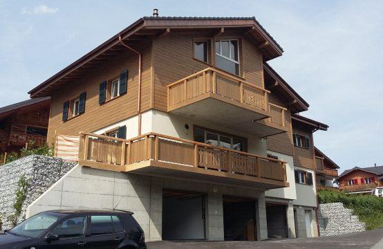 Magnifique appartement en duplex à Troistorrents