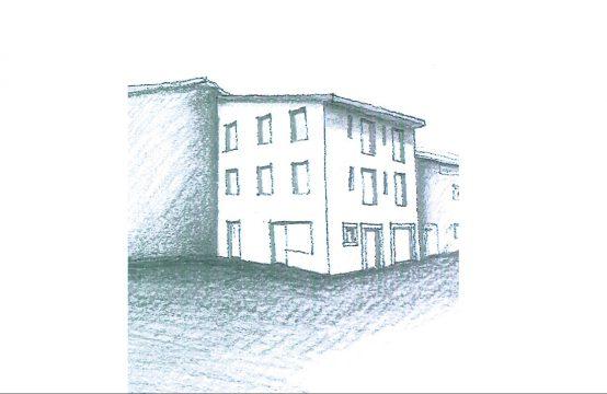 Local commercial et habitation au coeur de Martigny-Bourg