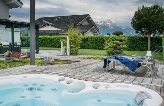 Villa d&rsquo&#x3B;exception en plein coeur du Chablais  &#8211&#x3B;  Exclusivité