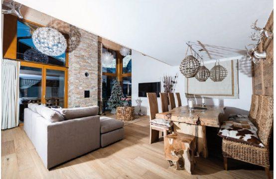 Superbe penthouse en duplex