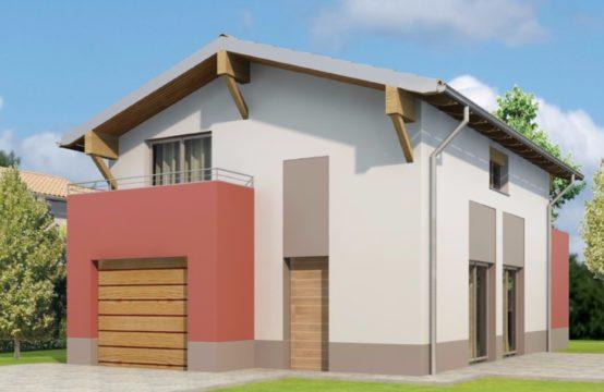 Projet Maison individuelle D , idéale pour familles à Dorénaz (Valais)