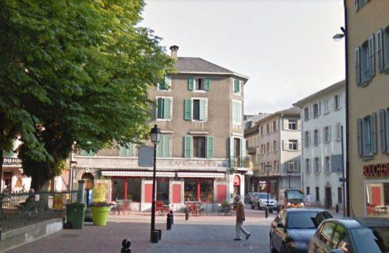 Appartement idéalement situé en centre-ville