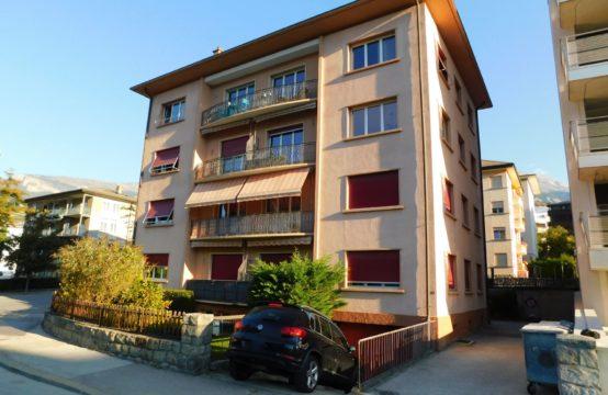 Centre ville de Sion , Appartement 2,5 pièces