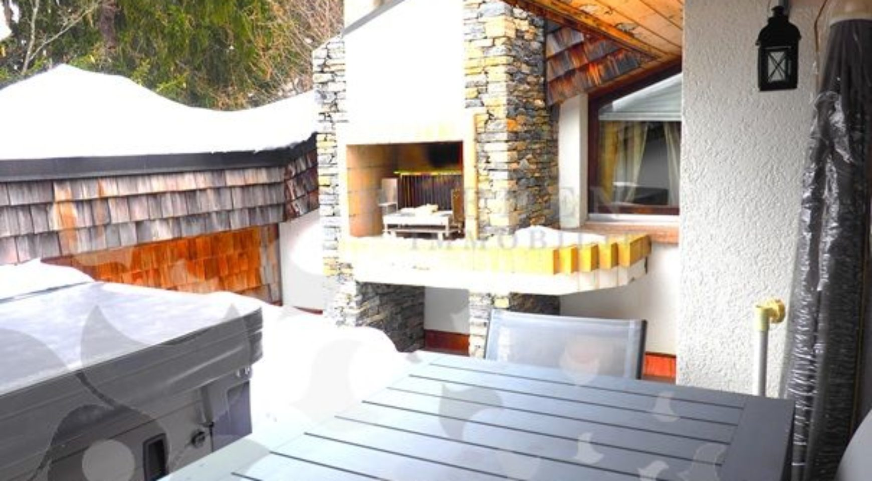 Terrasse Jacuzzi Point De Vue Idyllique Eden Immobilier