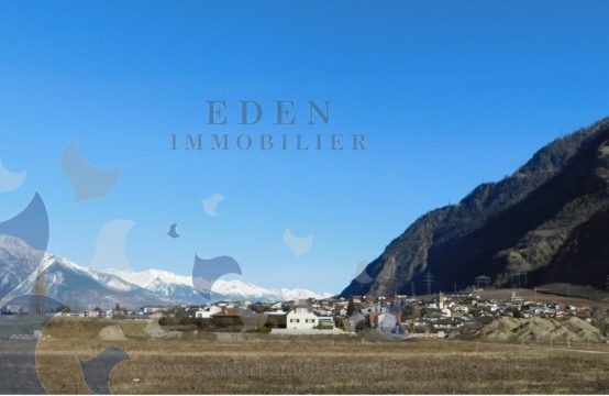 EDEN Immobilier | Riddes | Construction Neuve | Appartement en PPE