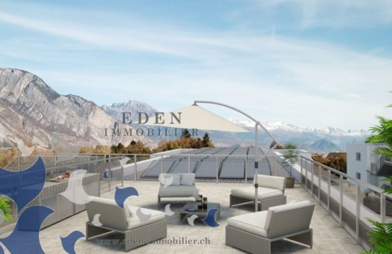 EDEN Immobilier- Construction Neuve- Appartement en PPE