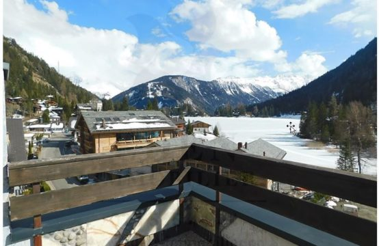 EDEN Immobilier | Attique terrasse 4.5 pièces | Bord du Lac de Champex