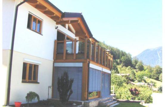 EDEN-Immobilier | Chemin- dessous | Martigny | Superbe Villa 8.5 pièces | Vue panoramique| Vallée du Rhône| Dents du midi