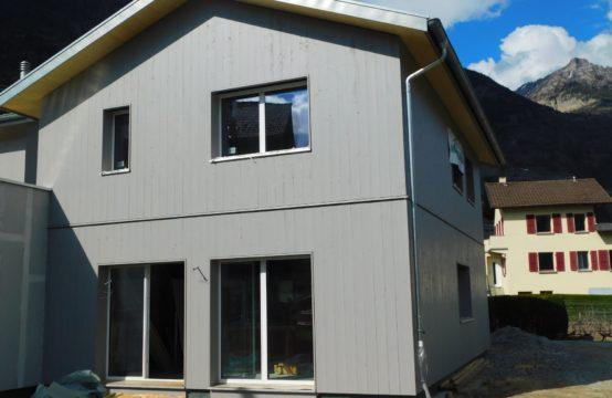 Construction de 2 Villas Minergie P (1ère VENDUE)