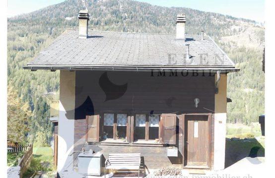 EDEN Immobilier | Maison Villageoise contigue | 360° panorama | Montagnes |