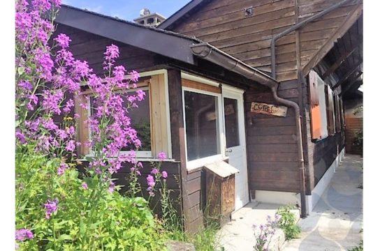EDEN Immobilier | Chalet Plain- Pied | MEX | Jardin | Etape Dents du Midi