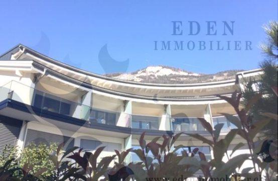 EDEN Immobilier | Saillon  | Duplex | Attique neuf | Balcon