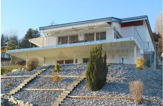 EDEN Immobilier | Villa d'exception | Terrasse 360° | Vue imprenable Cervin- Dent Blanche