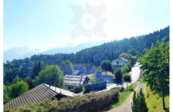 EDEN Immobilier | Vue imprenable | Chalet en Bois Neuf 3.5 pièces + 2 Pièces  | Garage | Les Giettes | Monthey