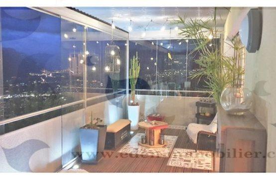 EDEN immobilier | Appartement 4.5 pièces  | Balcon fermé | vue CERVIN