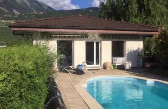 EDEN immobilier | Villa 6.5 pcs | Plain-pied | sous-sol aménagé | Piscine chauffée