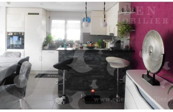 EDEN immobilier | Exclusivité | Appartement 4.5 pièces| Balcon | Cave