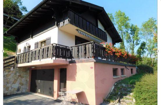 EDEN Immobilier | Chalet 4,5 pièces + studio 2,5 pièces | vue Panoramique
