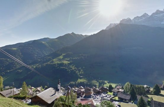 Construiser votre chalet avec dépendance de 900M3 dans le Val D'illiez