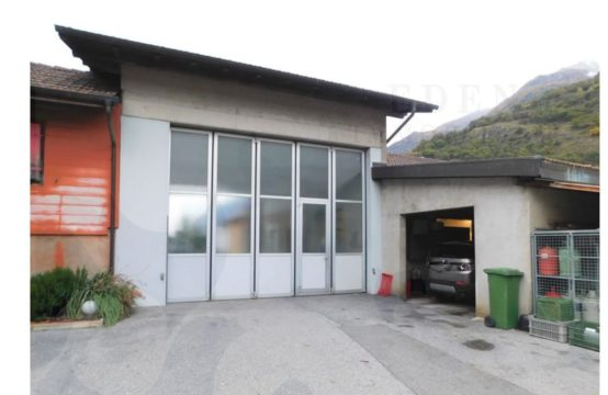 EDEN immobilier | Locaux Professionnels| Halle Artisanale | 1962 m3 | 485 m2