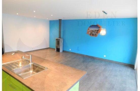 EDEN Immobilier |  | Villa 4.5 pièces | Garage fermé | jardin clos | 3 places de parc