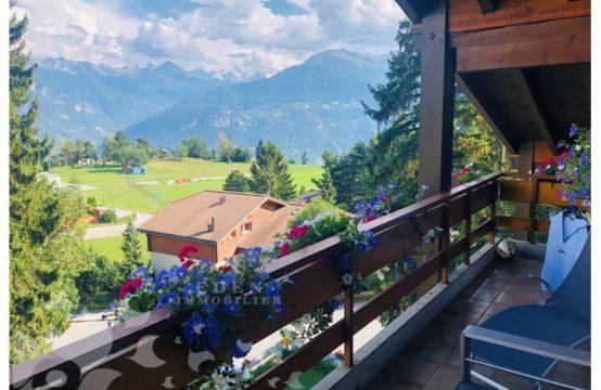 EDEN Immobilier | Attique panoramique 5.5 pièces | Box | Terrasse | Jacuzzi | Barbecue