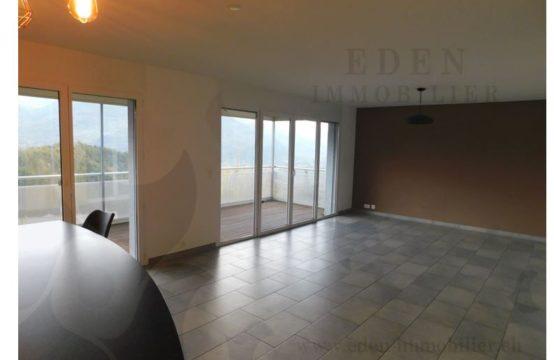 EDEN immobilier | 4.5 pièces refait à neuf  | Balcon fermé | vue Cervin