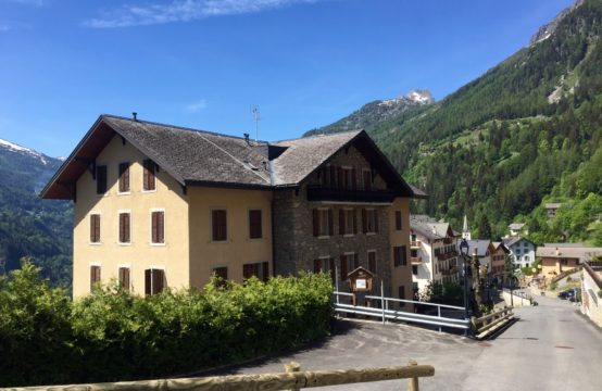 Au coeur de la montagne,  visitez ce bel appartement 2 pcs avec terrasse