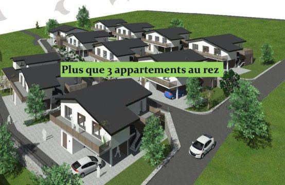 Appartement Villa 3.5 pièces | Rez |  Pelouse  | EDEN Immobilier
