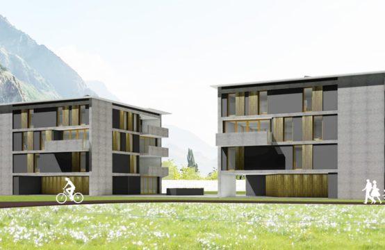 Projet de deux immeubles à coté du Casino