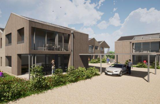 Splendide villa duplex Fully labellisé Minergie 3.5 ou 4.5 Pièces